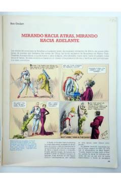 Muestra 1 de HISTORIA DE LOS COMICS FASCÍCULO 6. LLEGA LA AVENTURA (Vvaa) Toutain 1982
