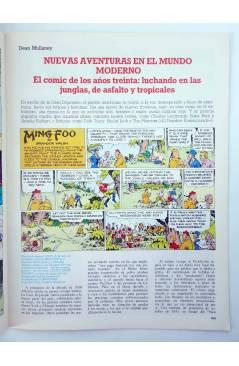 Muestra 2 de HISTORIA DE LOS COMICS FASCÍCULO 6. LLEGA LA AVENTURA (Vvaa) Toutain 1982