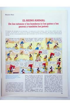 Muestra 1 de HISTORIA DE LOS COMICS FASCÍCULO 7. EL MUNDO DE DISNEY (Vvaa) Toutain 1982