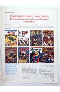 Muestra 1 de HISTORIA DE LOS COMICS FASCÍCULO 8. LOS HÉROES SE VAN A LA GUERRA (Vvaa) Toutain 1982