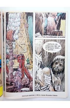 Muestra 5 de HISTORIA DE LOS COMICS FASCÍCULO 9. UN ALUD DE SUPERHOMBRES (Vvaa) Toutain 1982. CON POSTER