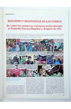 Muestra 2 de HISTORIA DE LOS COMICS FASCÍCULO 10. LA ACCIÓN INUNDA LA VIDA COTIDIANA (Vvaa) Toutain 1982