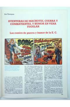 Muestra 2 de HISTORIA DE LOS COMICS FASCÍCULO 12. UNA ACTITUD CRÍTICA (Vvaa) Toutain 1982