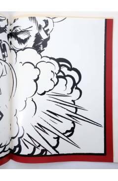 Muestra 3 de HISTORIA DE LOS COMICS FASCÍCULO 13. LOS COMICS EUROPEOS (Vvaa) Toutain 1982. CON POSTER