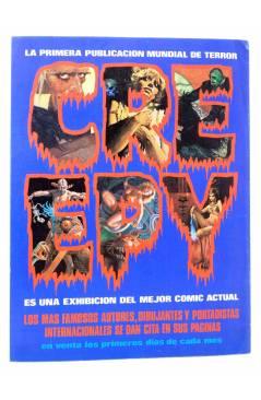 Contracubierta de HISTORIA DE LOS COMICS FASCÍCULO 14. BAJO EL FASCISMO (Vvaa) Toutain 1982