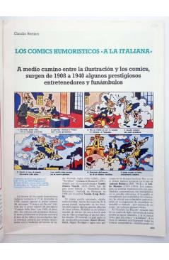 Muestra 1 de HISTORIA DE LOS COMICS FASCÍCULO 14. BAJO EL FASCISMO (Vvaa) Toutain 1982