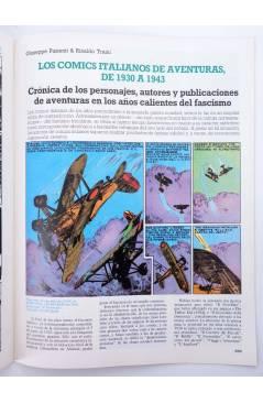 Muestra 2 de HISTORIA DE LOS COMICS FASCÍCULO 14. BAJO EL FASCISMO (Vvaa) Toutain 1982