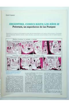 Muestra 1 de HISTORIA DE LOS COMICS FASCÍCULO 15. CLÁSICOS DE ARGENTINA (Vvaa) Toutain 1982