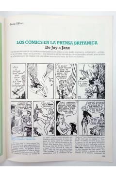 Muestra 2 de HISTORIA DE LOS COMICS FASCÍCULO 15. CLÁSICOS DE ARGENTINA (Vvaa) Toutain 1982