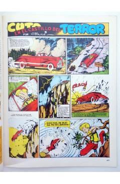 Muestra 3 de HISTORIA DE LOS COMICS FASCÍCULO 16. LA GUERRA CIVIL (Vvaa) Toutain 1982