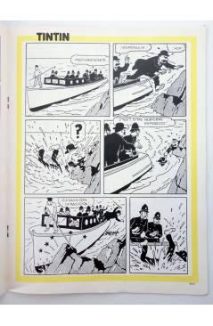 Muestra 5 de HISTORIA DE LOS COMICS FASCÍCULO 17. TENDENCIAS FRANCO BELGAS. TINTIN (Vvaa) Toutain 1982
