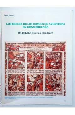 Muestra 1 de HISTORIA DE LOS COMICS FASCÍCULO 19. TIRAS BRITÁNICAS (Vvaa) Toutain 1982