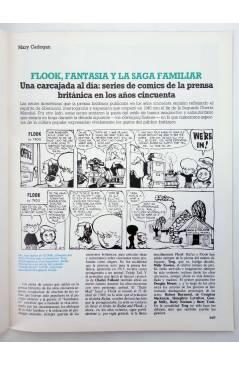 Muestra 2 de HISTORIA DE LOS COMICS FASCÍCULO 19. TIRAS BRITÁNICAS (Vvaa) Toutain 1982