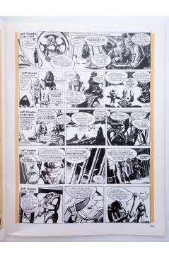 Muestra 3 de HISTORIA DE LOS COMICS FASCÍCULO 21. GRAN BRETAÑA. JEFF HAWKE (Vvaa) Toutain 1982