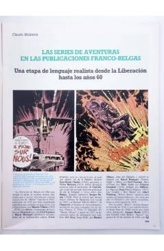 Muestra 1 de HISTORIA DE LOS COMICS FASCÍCULO 22. WESTERN. BLUEBERRY (Vvaa) Toutain 1982