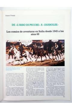 Muestra 2 de HISTORIA DE LOS COMICS FASCÍCULO 22. WESTERN. BLUEBERRY (Vvaa) Toutain 1982