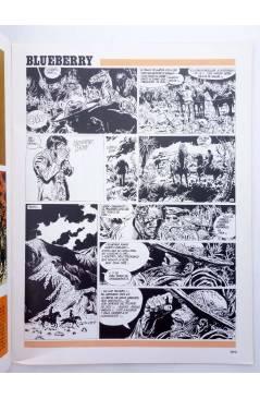 Muestra 3 de HISTORIA DE LOS COMICS FASCÍCULO 22. WESTERN. BLUEBERRY (Vvaa) Toutain 1982