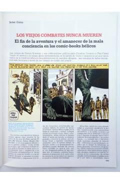 Muestra 2 de HISTORIA DE LOS COMICS FASCÍCULO 25. LA GUERRA. STEVE CANYON (Vvaa) Toutain 1982