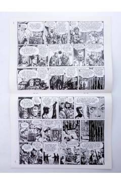 Muestra 4 de HISTORIA DE LOS COMICS FASCÍCULO 25. LA GUERRA. STEVE CANYON (Vvaa) Toutain 1982