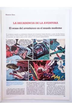 Muestra 1 de HISTORIA DE LOS COMICS FASCÍCULO 26. GRANDES AVENTUREROS (Vvaa) Toutain 1982
