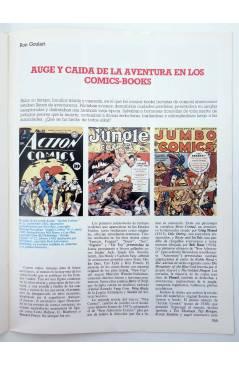 Muestra 2 de HISTORIA DE LOS COMICS FASCÍCULO 26. GRANDES AVENTUREROS (Vvaa) Toutain 1982