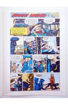 Muestra 3 de HISTORIA DE LOS COMICS FASCÍCULO 26. GRANDES AVENTUREROS (Vvaa) Toutain 1982
