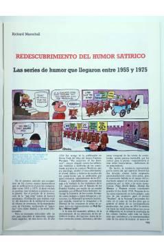 Muestra 1 de HISTORIA DE LOS COMICS FASCÍCULO 27. RENACIMIENTO DEL HUMOR EN LA PRENSA (Vvaa) Toutain 1982