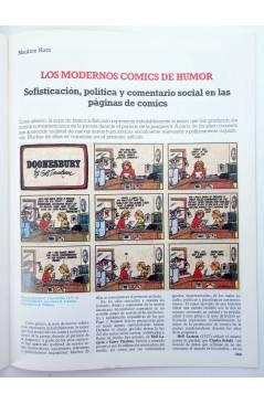 Muestra 2 de HISTORIA DE LOS COMICS FASCÍCULO 27. RENACIMIENTO DEL HUMOR EN LA PRENSA (Vvaa) Toutain 1982