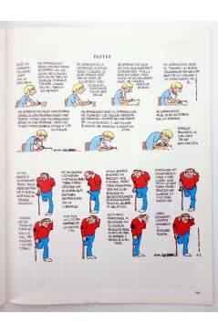 Muestra 4 de HISTORIA DE LOS COMICS FASCÍCULO 27. RENACIMIENTO DEL HUMOR EN LA PRENSA (Vvaa) Toutain 1982