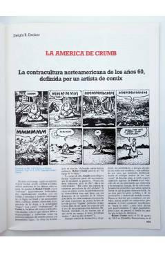 Muestra 2 de HISTORIA DE LOS COMICS FASCÍCULO 30. LA ERA UNDERGROUND (Vvaa) Toutain 1982