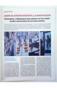 Muestra 2 de HISTORIA DE LOS COMICS FASCÍCULO 33. INNOVADORES CONTEMPORÁNEOS (Vvaa) Toutain 1982