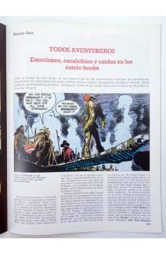 Muestra 2 de HISTORIA DE LOS COMICS FASCÍCULO 34. COMICS DE VANGUARDIA (Vvaa) Toutain 1982