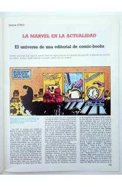 Muestra 2 de HISTORIA DE LOS COMICS FASCÍCULO 35. NUEVA RAZA DE ANIMALES PARLANTES (Vvaa) Toutain 1982