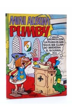 Cubierta de MINI ÁLBUM PUMBY 11 (Vvaa) Valenciana 1983