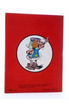 Contracubierta de MINI ÁLBUM PUMBY 11 (Vvaa) Valenciana 1983