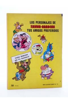 Contracubierta de MINI ÁLBUM PUMBY 13 (Vvaa) Valenciana 1984