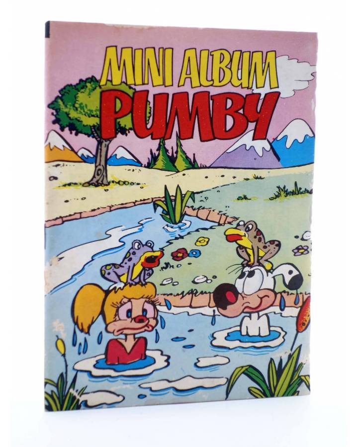 Cubierta de MINI ÁLBUM PUMBY 14 (Vvaa) Valenciana 1984