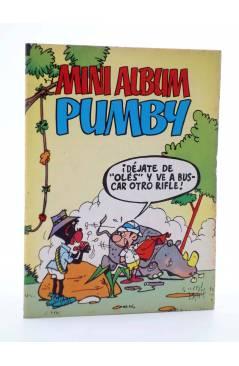 Cubierta de MINI ÁLBUM PUMBY 15 (Vvaa) Valenciana 1984