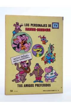 Contracubierta de MINI ÁLBUM PUMBY 15 (Vvaa) Valenciana 1984