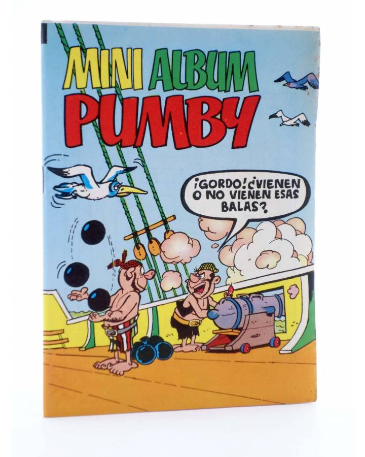 Cubierta de MINI ÁLBUM PUMBY 16 (Vvaa) Valenciana 1984
