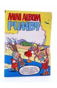 Cubierta de MINI ÁLBUM PUMBY 17 (Vvaa) Valenciana 1984