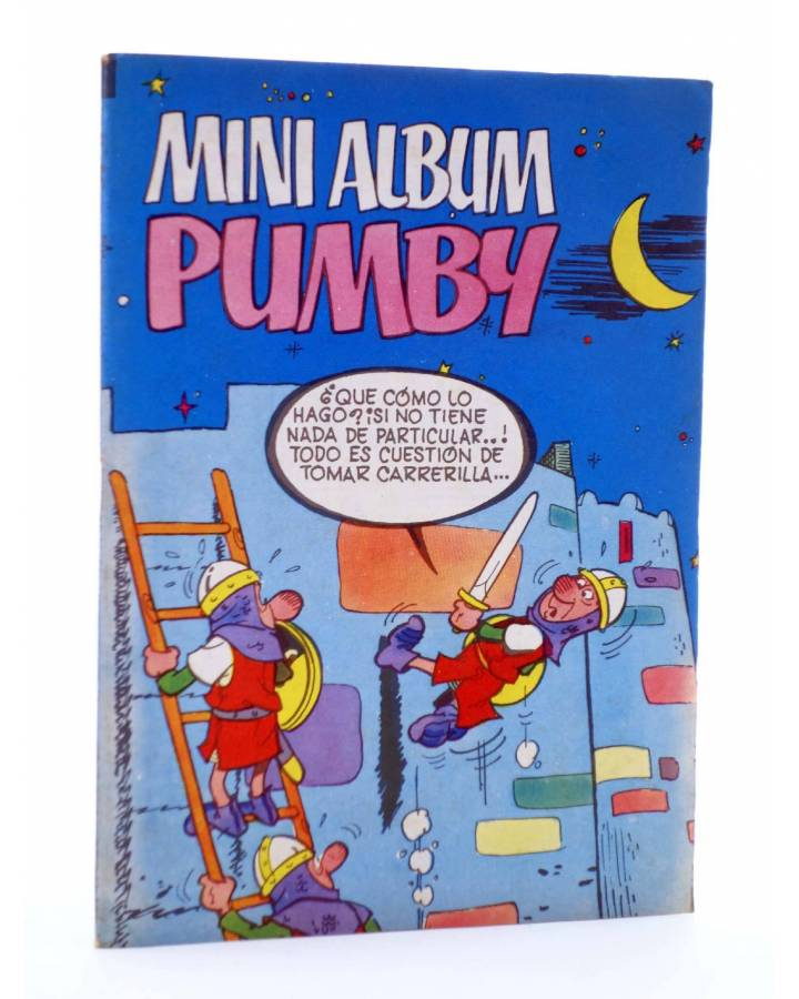 Cubierta de MINI ÁLBUM PUMBY 18 (Vvaa) Valenciana 1984