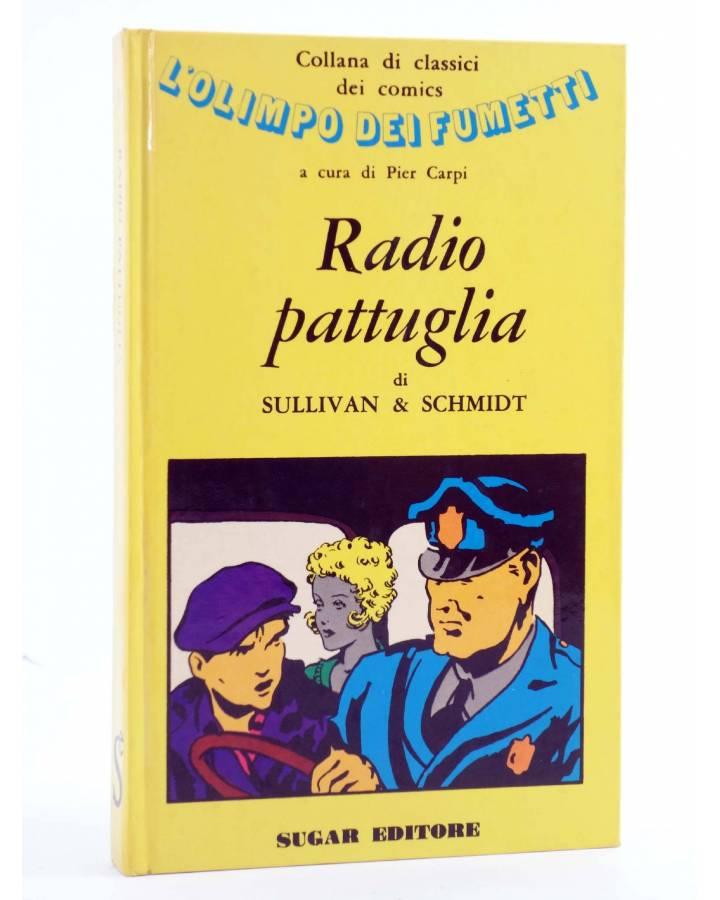 Cubierta de L'OLIMPO DEI FUMETTI 5. RADIO PATTUGLIA (Eddie Sullivan / Charlie Schmidt) Sugar 1971