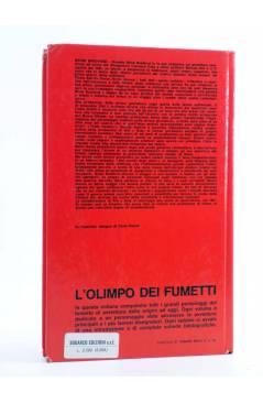 Contracubierta de L'OLIMPO DEI FUMETTI 17. BRICK BRADFORD IL TESORO DI AMARU (William Ritt /Clarence Gray) Sugar 1973