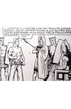Muestra 4 de L'OLIMPO DEI FUMETTI 17. BRICK BRADFORD IL TESORO DI AMARU (William Ritt /Clarence Gray) Sugar 1973