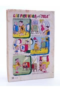 Contracubierta de HANNA BARBERA PUBLICACIÓN JUVENIL 9. TIRO LOCO MC. GRAW. Ediprint 1983