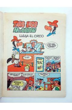 Muestra 1 de HANNA BARBERA PUBLICACIÓN JUVENIL 9. TIRO LOCO MC. GRAW. Ediprint 1983