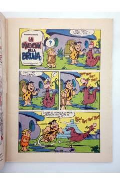 Muestra 1 de HANNA BARBERA PUBLICACIÓN JUVENIL 15. LOS PICAPIEDRA. Ediprint 1983