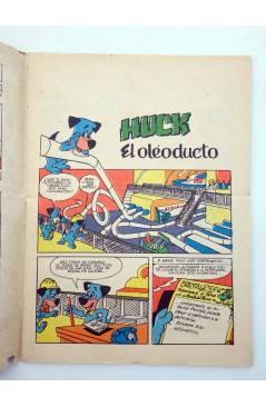 Muestra 1 de HANNA BARBERA PUBLICACIÓN JUVENIL 22. HUCK. Ediprint 1984
