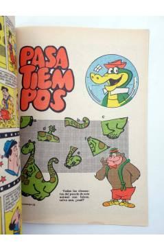 Muestra 2 de HANNA BARBERA PUBLICACIÓN JUVENIL 24. LOS PICAPIEDRA. Ediprint 1984